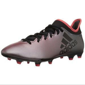 ADIDAS MEN SIZE 13 FIRM GROUND SOCCER CLEATS
